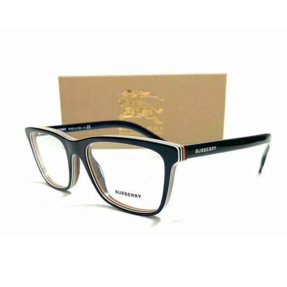 Burberry Men's Blue Eyeglasses!